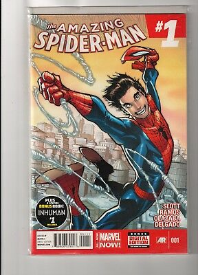 AMAZING SPIDER-MAN #1 - Vol. 3 - 1st Print - 2014 - NM - Clearance