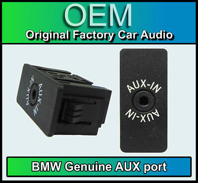 BMW AUX PLUG Socket Housing with 5 Pins DIY 61138387206 61138384550