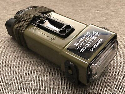 US military USAF FRS-MS2000M Survival Strobe Beacon light, NEW IN BOX!