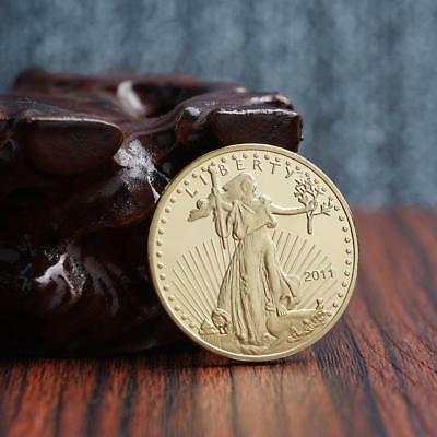 Gold Goddess Collection Coins for Walking in 2011 Neue