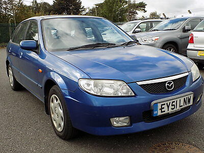 Mazda 323 1.6GXI Automatic 5Dr