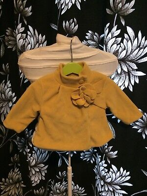 Beautiful Next Baby Girl Coat 6-9 Months Barely Worn