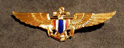Thailand Marine Pilots Wing Pin, emailliert