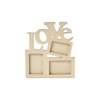 Frame, size 19,7x16 cm, thickness 7 mm, plywood, 10pcs [HOB-57475]