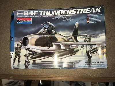 Monogram 1:48 F-84F Thunderstreak
