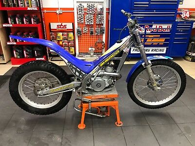 Sherco 290 trials bike. NOT beta gas gas montessa