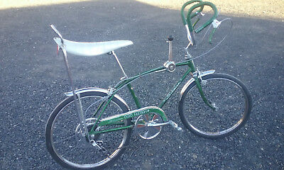 Schwinn stingray Ramshorn 5 speed stick shift