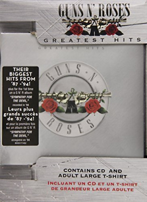 Guns N` Roses-Greatest Hits (Can) Cd Nuovo