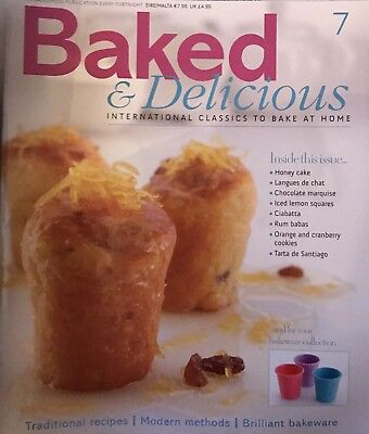 Baked and Delicious Magazine, Issue 7