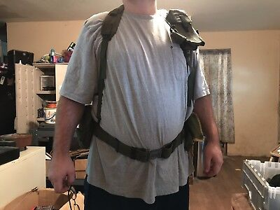 Military Harness With Pockets Original First Aid Kit