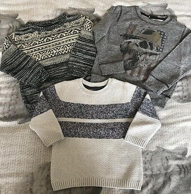 Boys Next Jumpers. Fit From 18 months upto 2 Years