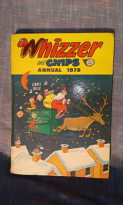 Wizzer and Chips Annual 1978