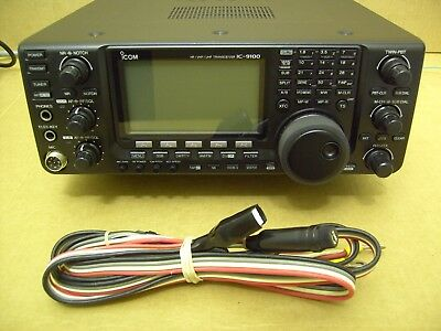 Icon IC-9100 HF/6 2M & 440 Transceiver SN 02001198