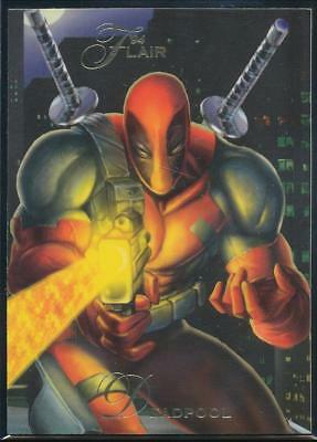 1994 Marvel Annual Trading Card #78 Deadpool
