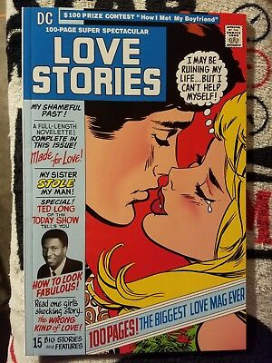 DC 100-Page Super Spectacular Love Stories Replica Edition NM/9.4 1970/2000 DC