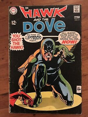 The Hawk and The Dove #5