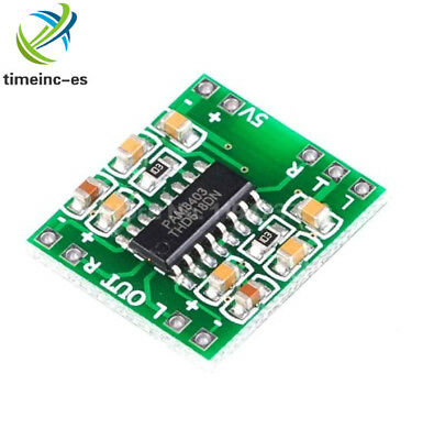 3PCS 5V USB Two Channel 3W Digital Power PAM8403 Class D Audio Amplifier Board R