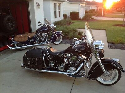 2003 Indian Chief  *Spectacular Indian Chief Vintage w/thousands in rare OEM & custom accessories*