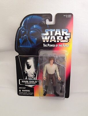 Star Wars Kenner 1996 Han Solo The Power Of The Force