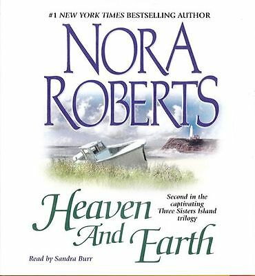 Nora ROBERTS / (3 Sisters Book 2)  HEAVEN and EARTH    [ Audiobook ]