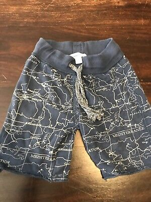 Boys Country Road Shorts Size 5