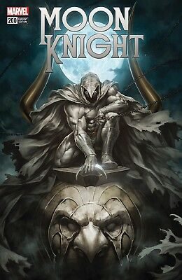Moon Knight #200 Skan Variant LIMITED TO 600 WITH COA