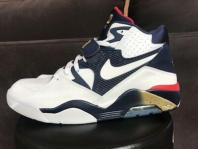 2016 NIKE AIR Force 180 'Olympic' Size 13 (Charles Barkley