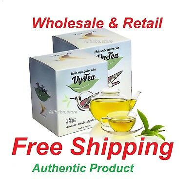 Vy & Tea Natural Herbal Tea Help Weight Loss, Sleep Deep And Purifying The Body