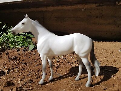 Breyer Traditional Jacy Fleabitten Grey on Geronimo Mold! Excellent Condition!