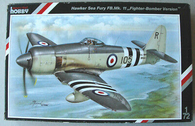 Special Hobby 1:72 Hawker Sea Fury FB.MK. 11 Fighter Bomber Version