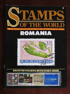 Stamps of the World Romania including the issue No 9