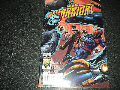 New Warriors Issue 16