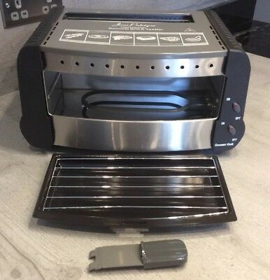New In Box. Gourmet Toaster & Grill By Jean-Partrique. Ideal For Students