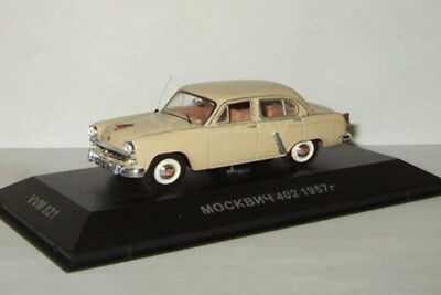 1/43 MOSKVICH-400-420 A Russian Car die cast model IXO 5