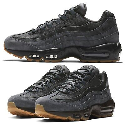 NIKE AIR MAX 95 Anthracite Sneakers Men's Lifestyle Shoes