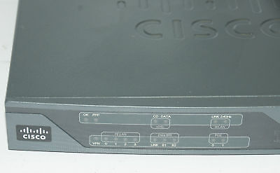 Cisco CISCO888 Integrated Service Router