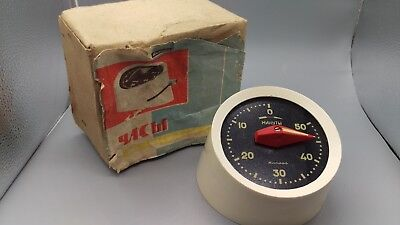+1980 NEW in Box! USSR Soviet Vintage JANTAR Photographic Darkroom Timer Clock !
