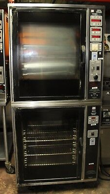 used Electric Henny Penny Rotisserie Oven SCR-6 with Spits