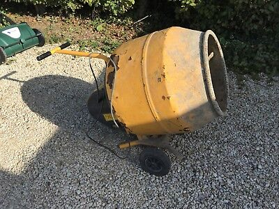 master mix mc130 Mc 130 Cement Concrete Mixer Electric Mains