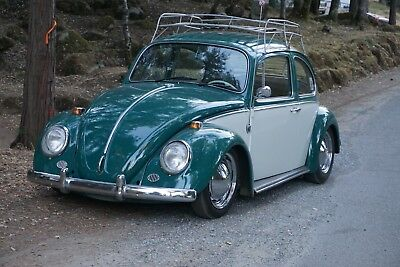 1965 Volkswagen Beetle - Classic  1965 vw  beetle bug classic california low miles car