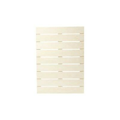 Wall Decoration, size 45x63 cm, thickness 1,1 cm, plywood, 1pc [HOB-56122]