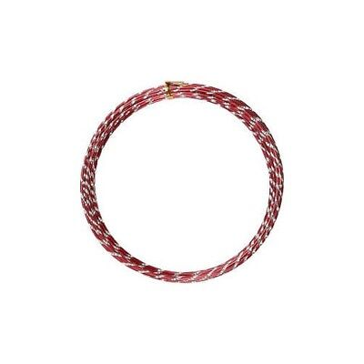 Aluminium Wire, thickness 2 mm, red, diamond-cut, 7m [HOB-518303]
