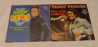 Teddy Parker Vinyl Single 2x