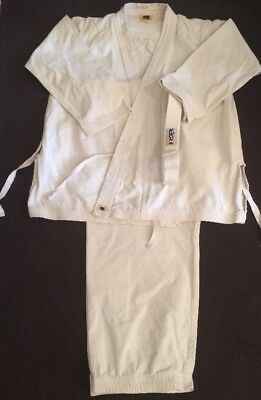 Karate Gi 12 oz canvas KWON Brand Kumite model for 5'9'' or 1,75m size