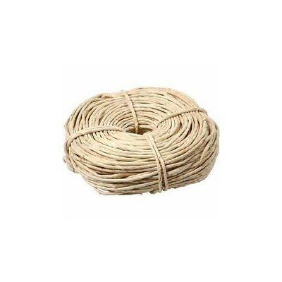 Maize string, W: 3,5-4 mm, approx. 90 m, natural, 500g [HOB-50390]