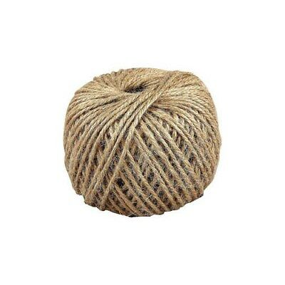 Natural Twine, thickness 3 mm, 100m [HOB-50342]