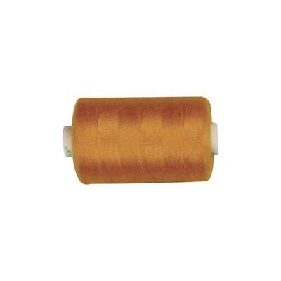Sewing Thread, golden, polyester, 1000m [HOB-41199]