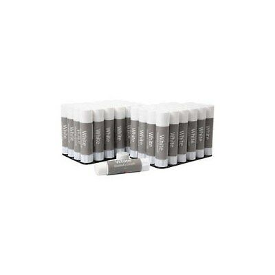 White Glue Stick,  10 g, 48pcs [HOB-39039]