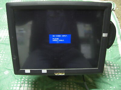 Elo Touch 1033 Touchscreen Monitor Kassendisplay