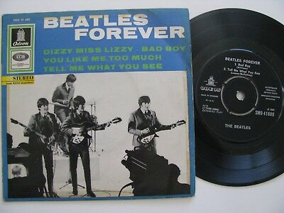 The Beatles Forever SMO 41680